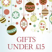 Gifts Below £15