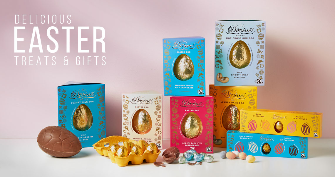 Delicious Easter Treats & Gifts
