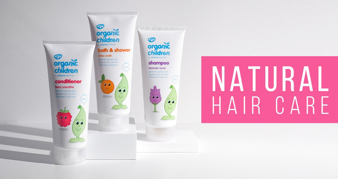 Hair Care Natural & cruelty free