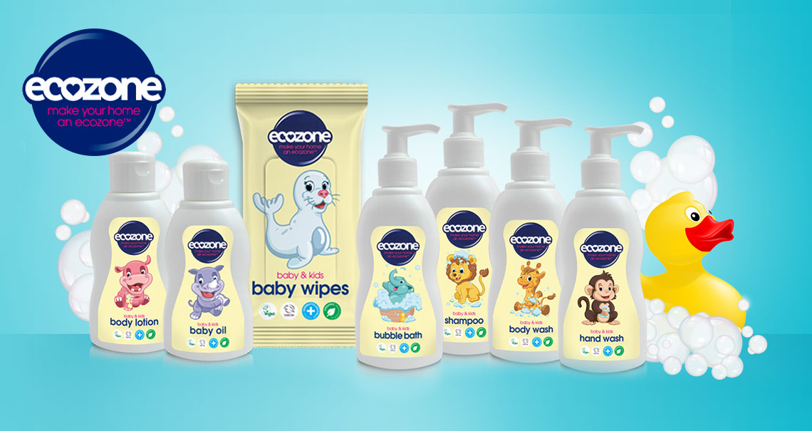 Ecozone Babies - environmentally friendly baby products