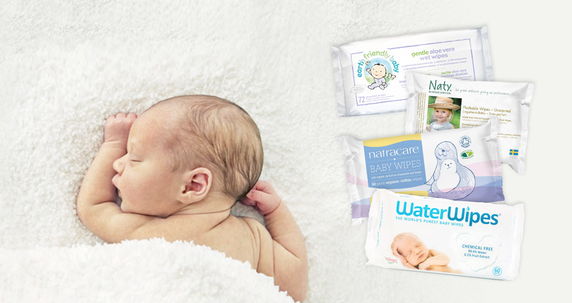 Wipes & Essentials - Green baby essentials and organic wipes